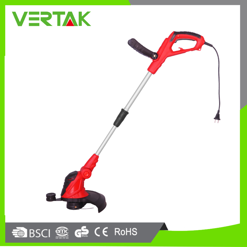 450W 280mm cutting width garden tools electric grass trimmer