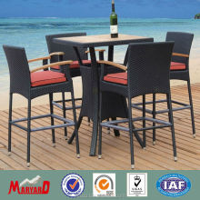 bar sets patio+outdoor high back rattan chair