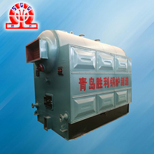 Chain Grate Stoker Coal Fired Hot Water Boiler
