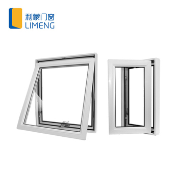 Thermal break Grill Design Awning Window with Australian Standard AS2407