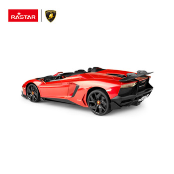 Rastar authorized licensed 1:12 LAMBORGHINI Aventador J RC racing car