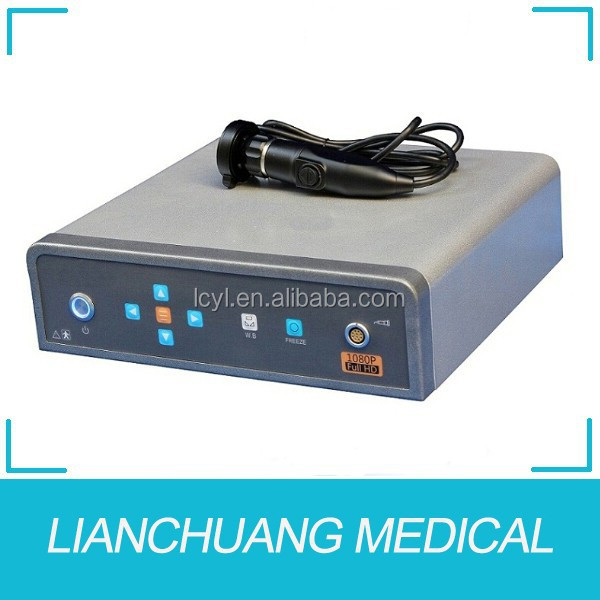 Endoscopic hd camera for laparoscopy