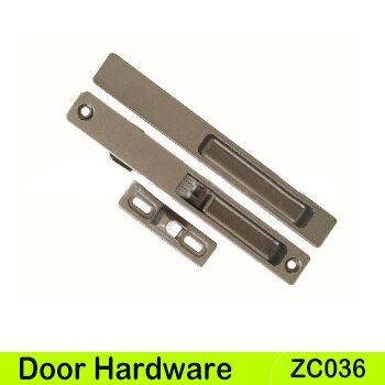 Zinc alloy door latch sliding window lock;window latch types/sliding window latch