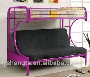 Groovy Fashionable Double Decker Metal Pipe Sofa Bed With Competitive Price Caraccident5 Cool Chair Designs And Ideas Caraccident5Info