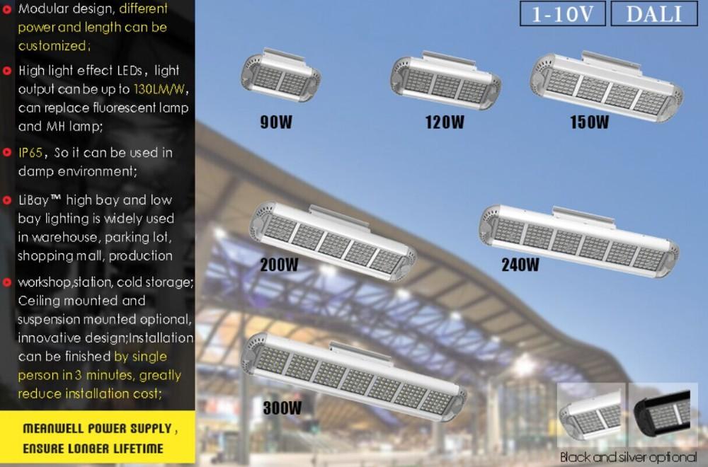 Industrial Led High Bay Light/ 100w 150w 200w 240w Ufo Led High ...
