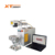 20w Desktop mopa fiber phone case laser marking machine for metal
