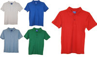 Children School Uniform Polo shirts
