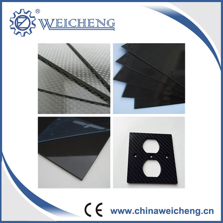 Suzhou Weicheng Popular Product Leather Carbon Fiber For Sale With Reasonable Price