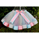 Vewborn baby pettiskirt tutu clothing rainbow tutus skirt