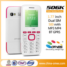USD 6 OEM 506k 1.8inch OEM cheap 2G GSM mobile phone