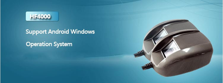 HF4000 Free SDK Java c# Windows Android IOS Optical USB Fingerprint Scanner