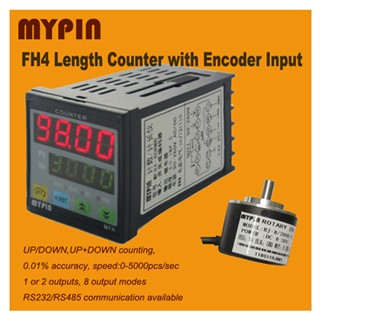 Mypin 2016 Switch sensor counter programmable counting meter(FH8-6CRRA)
