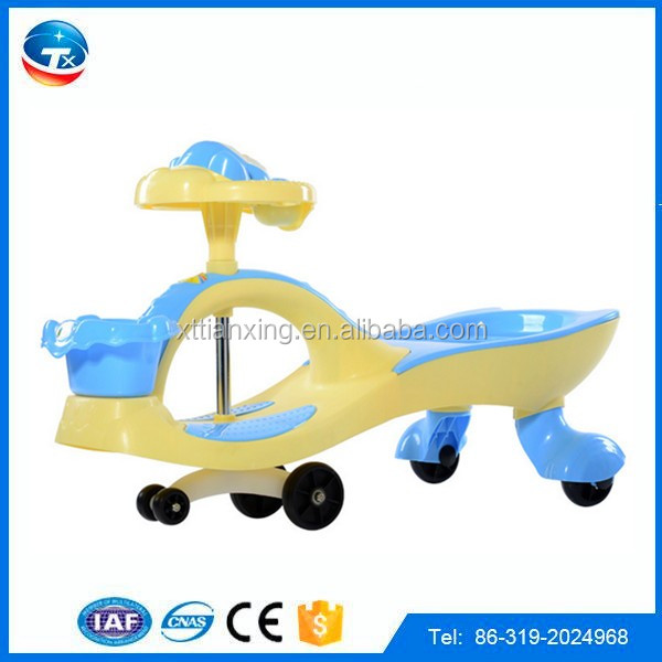 baby toys swing ride on toys/factory wholesale kids twist car/cheap price baby swing ride on cars