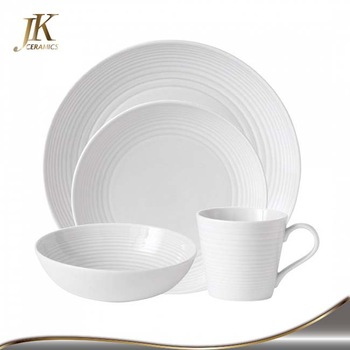 White dinnerware set Italian porcelain dinner sets online sale coloured crockery sets  sc 1 st  Alibaba : italian dinnerware set - Pezcame.Com