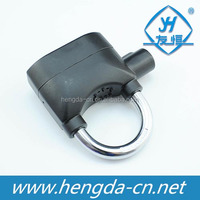 YH1243 high security safety lock alarm lock, alarm padlock, alarm gate lock