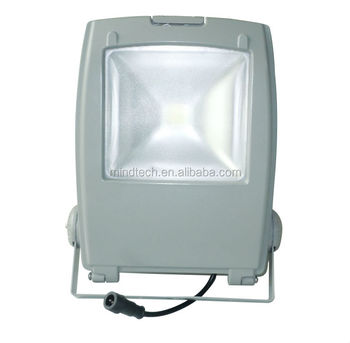 led projector 40W solar LED Street Light time control solar outdoor lighting