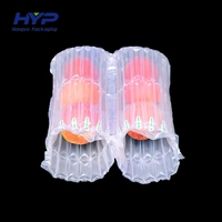 Hot Sale Protective Package Inflatable Air Column Bag shipping air cushion air bubble bag For Fruits Bottles