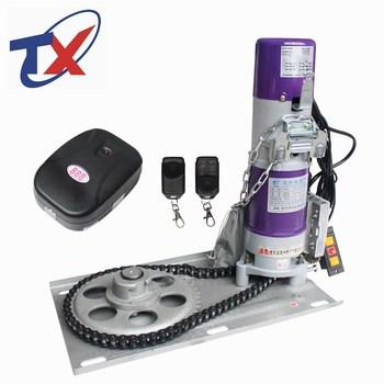 Verrassend 4 Limit Switches And 4 Relays Garage Door Roller Shutter Motor RT-83