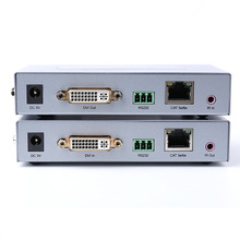 HDTV CAT5e/6 IR 1080 P <span class=keywords><strong>DVI</strong></span> RS232 IP Extender 150 M