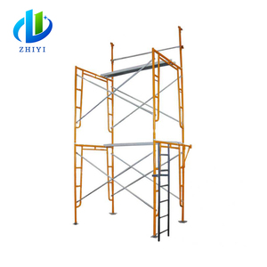 Comfortable standard 8 ft scaffolding parts sizes