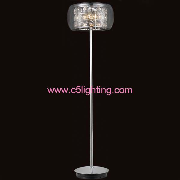 Crystal Chandelier Floor Lamp, Crystal Chandelier Floor Lamp ...
