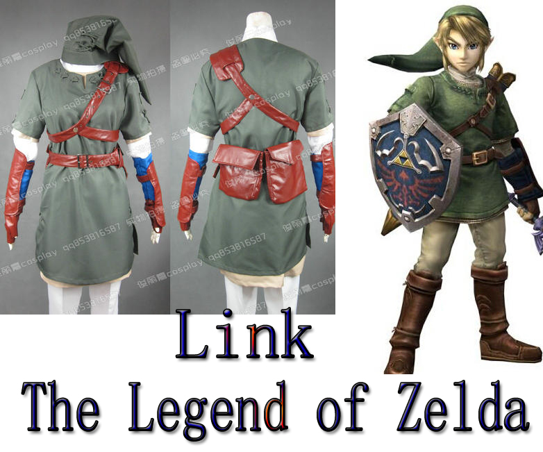 Movie Coser-5 High Quality Custom Made Adult Costume Link In The Legend of Zelda  sc 1 st  ?????? ??????  ?????  & Movie Coser-5 High Quality Custom Made With Eyes 3D Printing Spider ...
