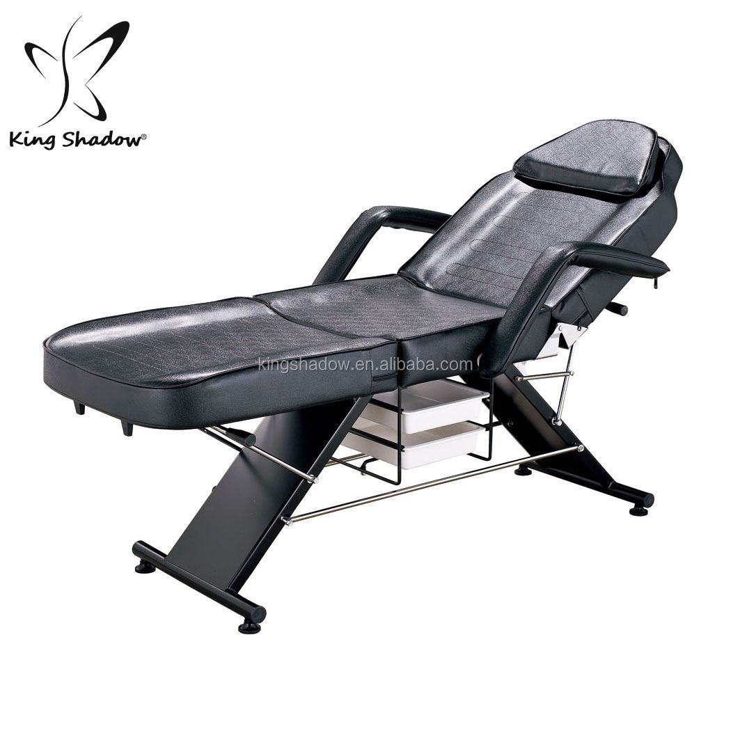 Kingshadow portable folding massage facial bed for sale used for massage with iron material