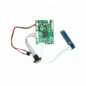 3 5 ~10 4 Inch Tft Lcd Pcb Driver/controller Board Support Hdmi & Vga - Buy  Controller Board,Hdmi Controller Board,Lcd Controller Board Product on