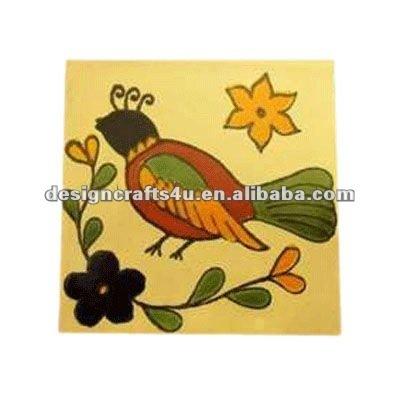 Amazing Decorative Ceramic Wall Plaques Frieze - Wall Art Design ...