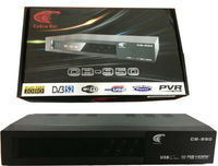 High Difinition Digital Satellite Receiver Cobra Box-950 CB-950 twin tuner iks receiver support wifi,wlan for Middle East