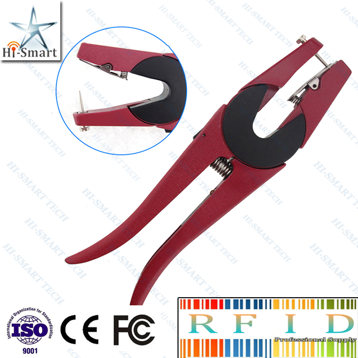 Cattle Livestock Ear Tag Plier Puncher Applicator Tagger Identification Pig Goat