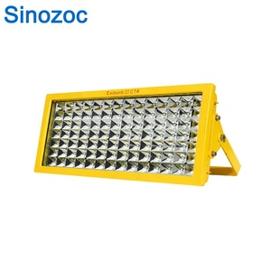Sinozoc Oil refineries&mining ATEX hazardous location led explosion proof light