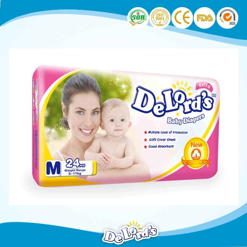 disposable diapers 3D Leak Prevention Channel.Leak Guard.baby diapers Unisex slim and comfort baby diaper.OEM/ODM