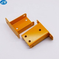 Sheet metal fabricating spinning powder coating metal parts