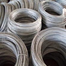 1.6mm-5.0mm weaving mesh used galvanized iron wire