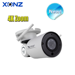 New Arrival 50x Optical Zoom 1080P IP66 ONVIF CCTV IR Bullet Outdoor Wireless PTZ IP Camera