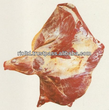 Frozen export quality shin meat beef