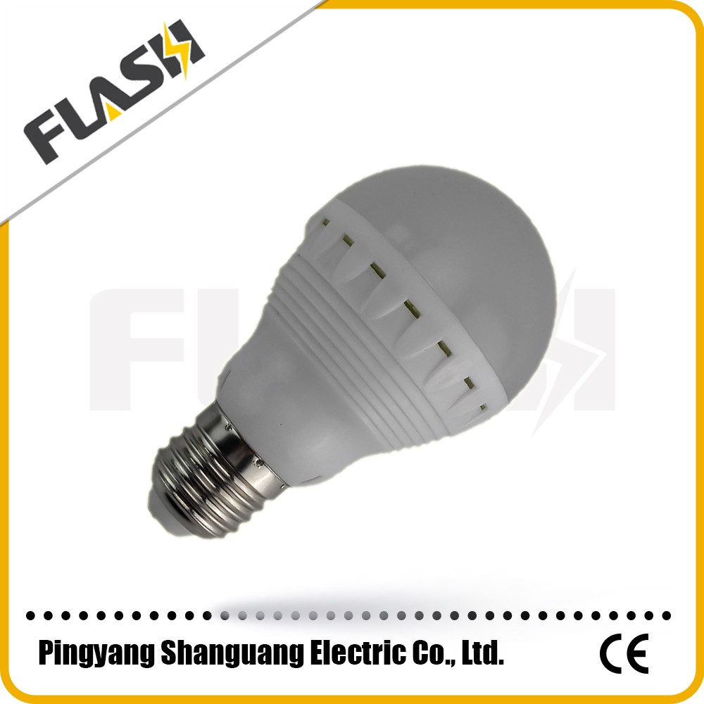one-step smart energy saving sound and light control led bulb