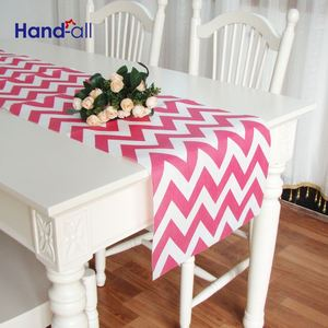 80gsm Coated Wood Pulp Waterproof Paper Table Runner