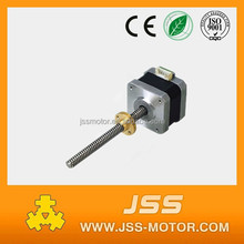 3d printer nema 17 linear stepper motor with lead screw