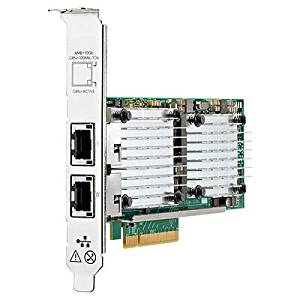 HP 530T - Network adapter - PCI Express 2.0 x8 - 10Gb Ethernet - for ProLiant DL385p Gen8, ML350e Gen8, ML350p Gen8, SL270s Gen8, SL4540 Gen8, SL4545 G7