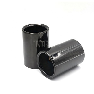 Hot sale high quality Universal dual exhaust m muffler for bmw 5 Series F10 F18 535 Exhaust tip