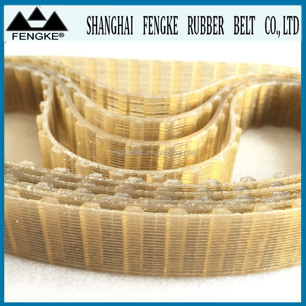 High Quality Yellow PU Synchronous Belts(Code H)