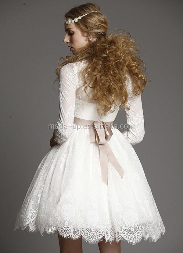 Wholesale white vintage lace applique ball gown dress patterns ...