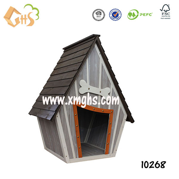 Sale wood dog cage pet outdoor funny