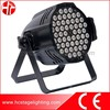 Hot sale color changing led uplight par led 54x3 or RGBWPar 64 Light