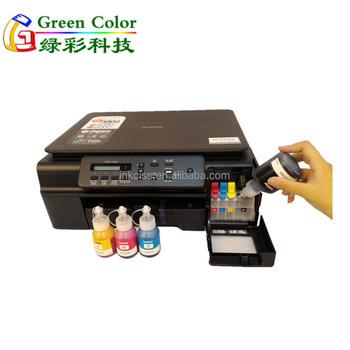 Bt5009 Bt6009 Refill Dye Ink For Brother Dcp-t300 T500w T700w Mfc-t800w  Printer - Buy Bt5009 Bt6009 Refill Dye Ink For Brother,Refill Dye Ink For