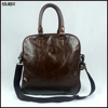 New women fashionable top grade genuine leather handbag wholesale