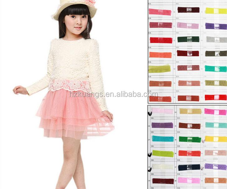Types of Fabrics for Dresses