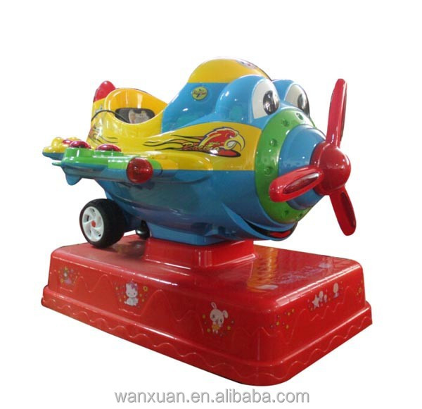 helicopter air plane 2014 newest swing indoor kids games